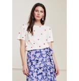 Fabienne Chapot Clt-196-tsh-ss21 phil flower t-shirt