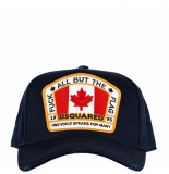 Dsquared2 Patch cargo cap