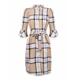 Tramontana Jurk long blouse check