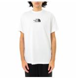 The North Face T-shirt uomo m ss fine alp tee 3 tnf nf0a4szula91