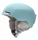 Smith Skihelm women allure mips matte polar blue