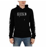 Sustain Techwave regular hoodie