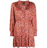 Pinko Bloemen jurk