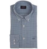 Paul&Shark Overhemd met casual print shirt