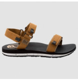Jack Wolfskin Sandaal men outfresh sandal light brown light grey