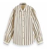 Maison Scotch western shirt