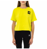 The North Face T-shirt donna w cropped fine tee nf0a4sy9je31