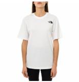 The North Face T-shirt donna w bf redbox tee tnf nf0a4m5qla91