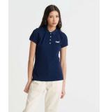 Superdry Polo shirt atlantic navy
