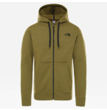 The North Face m arashi logo hoody -