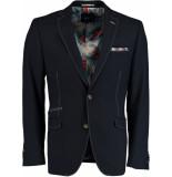 Bos Bright Blue Emmen jacket drop 7,5 211037em90bo/290 navy