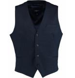 Bos Bright Blue Kris waistcoat 21111kr49bo/290 navy