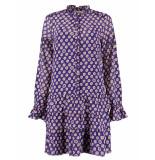 Harper & Yve Fay dress purple blue