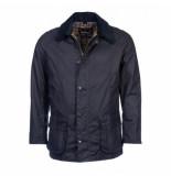 Barbour Jas men ashby wax jacket navy