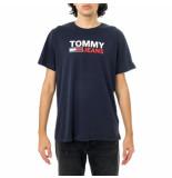 Tommy Hilfiger T-shirt uomo tommy jeans tjm corp logo tee dm0dm10214.c87
