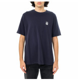 OBEY T-shirt uomo organic icon ss knit 131030111.nvy