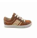 Braqeez Sneakers cognac