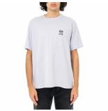 OBEY T-shirt uomo organic icon ss knit 131030111.lil