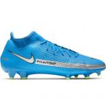 Nike Phantom gt academy df fg/mg photo blue