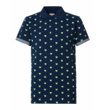 Petrol Industries Polo pol910-5147 dark navy -