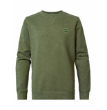 Petrol Industries M-1010--swr305 sweater r-neck 6134 dusty army -