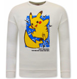 Tony Backer Pikachu sweater