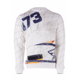 Paul&Shark Sailing sweater ecru