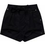 Superdry Desert paper bag shorts black