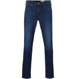 Wrangler Greensboro medium blue used stretch jeans
