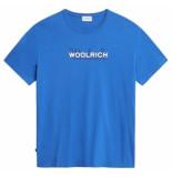 Woolrich Macro logo t-shirt