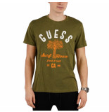 Guess Surf house cn ss tee