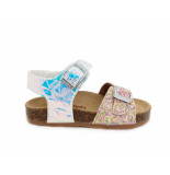 Kipling Multi color sandalen rina mix
