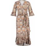 Aaiko Arnelle wrapp dress