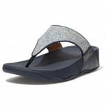 FitFlop Women lulu glitter splash wide fit toe