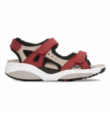 Xsensible Sandaal women chios 30050.1 red