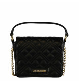 Love Moschino Quilted soft bag