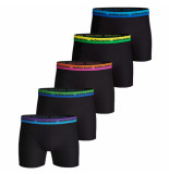 Björn Borg 5-pack boxers neon solids