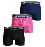 Björn Borg 3-pack boxers pink fiji flower