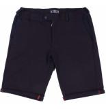 Gabbiano Short jersey sweatpant navy