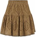 Y.A.S Tara hw skirt s. military olive