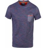 Gabbiano T-shirt round neck navy