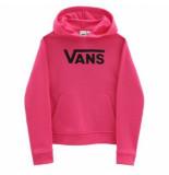 Vans Trui girls flying v hoodie fuchsia purple