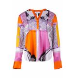 Herzen's Solar blouse multi