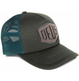 Deus Hayward Shield trucker Cap
