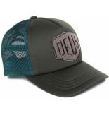 Deus Hayward Shield trucker Cap