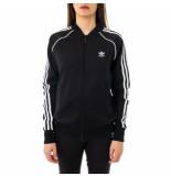 Adidas Felpa donna track jacket primeblue sst gd2374