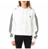 Adidas Felpa donna short hoodie gn2891