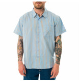 OBEY Camicia uomo vince woven s/s 181210305.gym