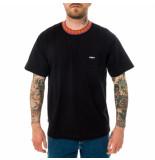 OBEY T-shirt uomo plona pocket tee ss 131080295.blk