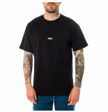 OBEY T-shirt uomo bar classic tee 165262615.blk